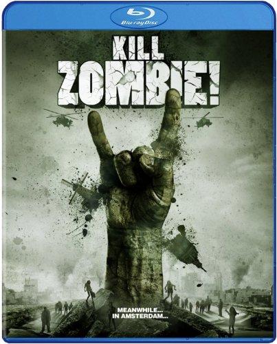 Blu-ray : Kill Zombie! (Blu-ray)