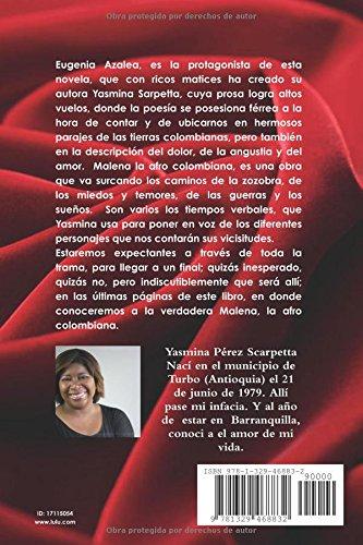 Malena la Afrocolombiana (Spanish Edition): Yasmina Scarpetta: 9781329468832: Amazon.com: Books
