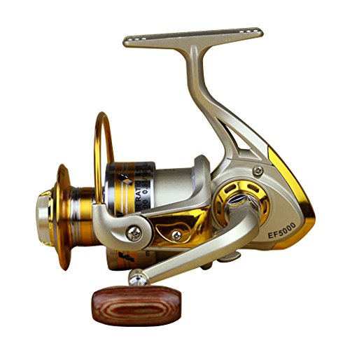 Fish-master Outdoor Yomores High Performance Open Foldable Spining Fishing Reel (EF3000) For Sale