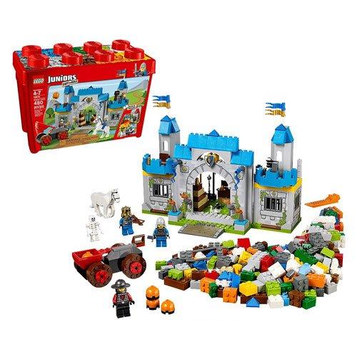 LEGO Juniors Juniors Juniors 10676 - Große Steinebox Ritterburg 241da7