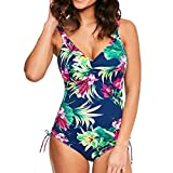 Best OVERMAL Bathing suits - OVERMAL Swimsuits Women Jumpsuit Push-Up Padded Bra Beach Review