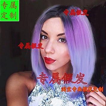 Amazon Com Custom Color Mermaid Wig Realistic Elements Of