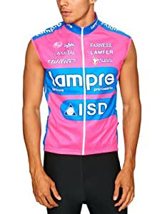Nalini Chaleco de ciclismo para hombre, diseño de Lampre