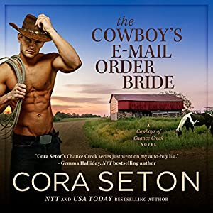 The Cowboy's E-Mail Order Bride Audiobook