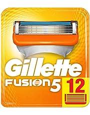 Gillette Fusion5 Ostrza wymienne do maszynki do golenia x 12