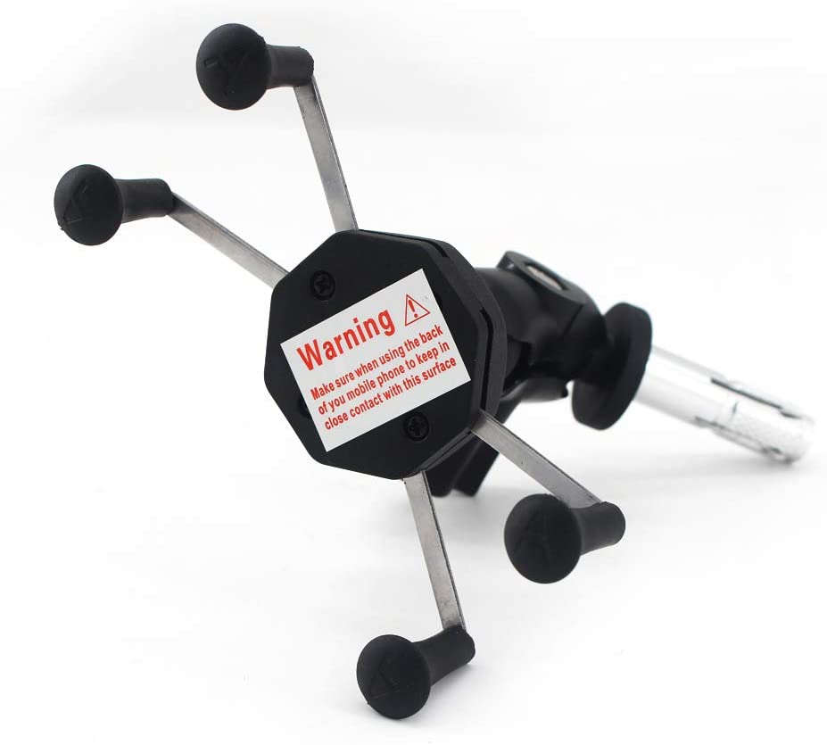 Moto Soporte Movil Acción Cámara GPS 16MM-19MM para GSX-R600/750 2006-2017 GSX-R1000 2003-2004 2009-2016 S1000RR 2010-2017