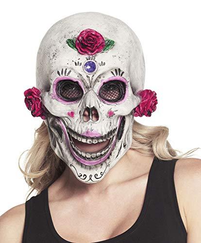 Boland Catrina 97568 Latex Head Mask Multi-Coloured