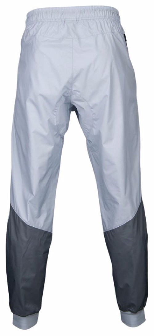 4faae0f4820e0 Amazon.com : Nike Men's Windrunner Cuffed Track Pants Running White Grey  898403 043 (2xl) : Sports & Outdoors