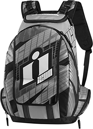 Icon Old Skool Backpack Gray