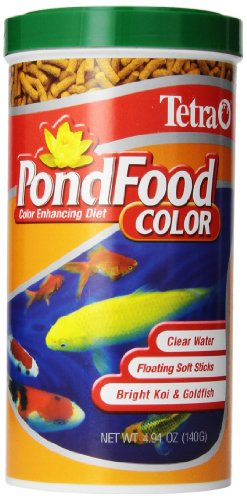 TetraPond 16451 Pond Color Sticks, 4.94-Ounce, 1-Liter