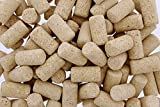 "Premium Bulk Wine Corks 1-¾"" x 15/16"" Fit Most Bottles, 100 Pack, Natural Straight & Non-Recycled #9"