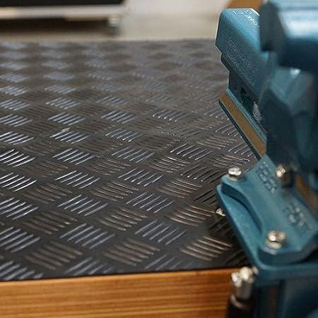 Premium Gummimatte 3m/² Riffelblechmatte 1,40m x 2,15m 3mm St/ärke