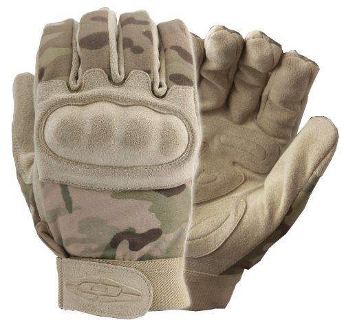 Damascus MX25MH Nexstar III All Duty Military Gloves with Hard Shell Knuckles, Multi-cam, X-Large by Damascus Protective Gear