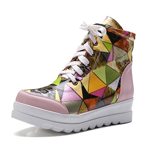 Ei&iLI Chaussures de course à pied , pink , 36