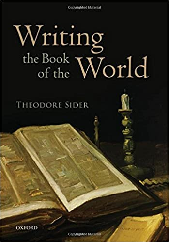 Amazon.Com: Writing The Book Of The World (9780199687503