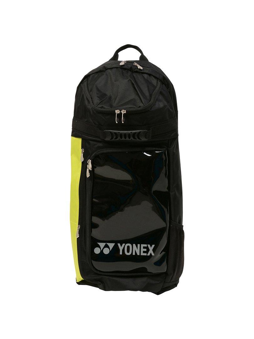 Yonex Tennis Racket Backpack For Two Rackets Bag1729 Black