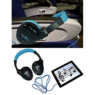 Wisconsin Auto Supply MDZHP-FF-P-(1) Pink Wireless Headphone (2 Channel Fold Flat DVD Player with Case and 3.5 mm Auxiliary Cord): Automotive