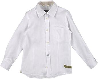 Brooksfield - Camisa - para niño Bianco 6 años: Amazon.es ...
