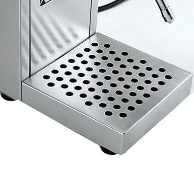 BAOSHISHAN Profesional Auto café espumador leche vaporizador - Cafetera de espresso cappuccino Latte cafetera agua hirviendo máquina 220 V - 240 V: ...