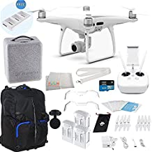 DJI Phantom 4 PRO Quadcopter Ultimate Backpack Bundle