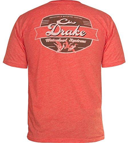 Drake-Mens-Vintage-Script-Tri-Blend-Short-Sleeve-Tee