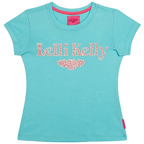 Lelli Kelly Becca Turquoise Diamante T-Shirt Rose Collection 65.02.06-8 Years