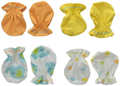 Gerber Unisex Baby Pack Mittens