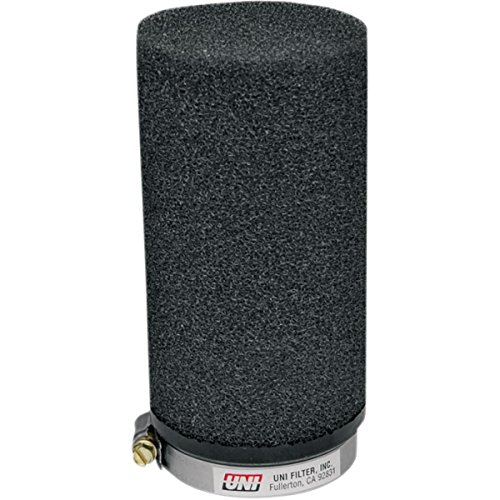 Uni Snowmobile Pod Filter - Straight - 6in. Foam Length UP6245S