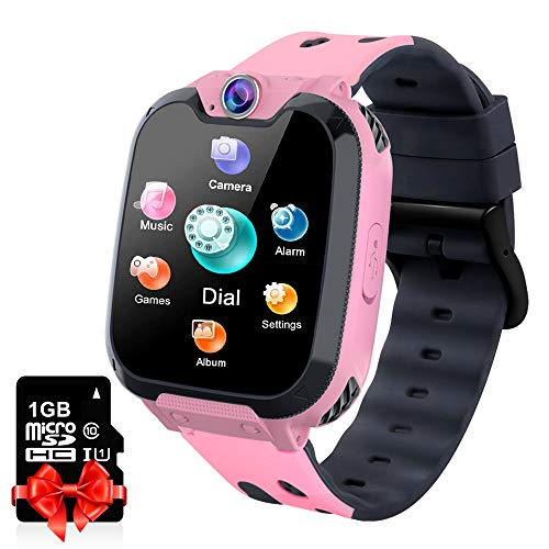 Kids Smart Watch Music