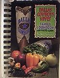 Dallas Cowboys Wives' Cookbook, Gloria Shipman, 0963485520