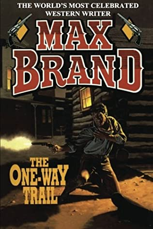 book cover of The One-Way Trail