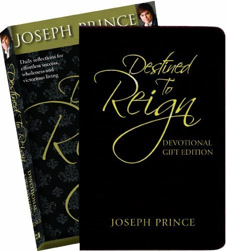 Destined Reign Devotional Gift Leatherbound product image