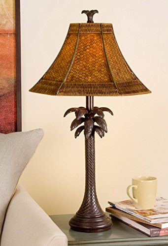 Style Craft PT2957-DS French Verdi Table Lamp