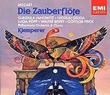 : Mozart: Die Zauberflöte (The Magic Flute) / Janowitz, Gedda, Popp, Berry, Frick, Schwarzkopf, Ludwig; Klemperer