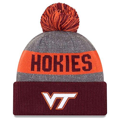 Virginia Tech Hokies New Era Sport Knit Beanie -  New Era Cap Company, Inc.