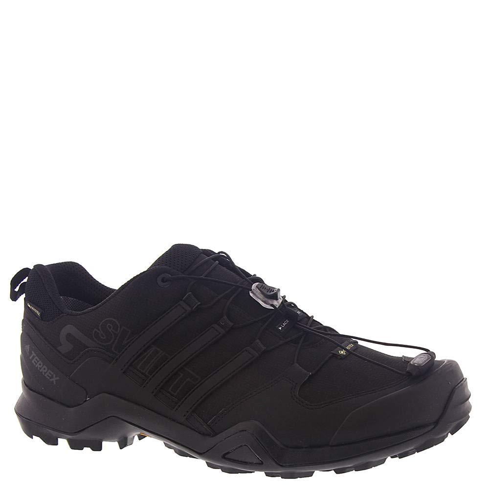 adidas outdoor Men's Terrex Swift R2 GTX Black/Black/Black 10.5 D US by adidas Originals