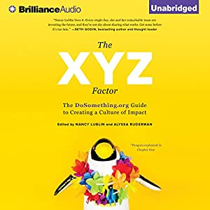 The XYZ Factor Audiobook