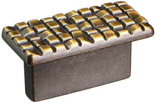 Siro Designs SD90-152 Mosaic Pull, 1.95-Inch, Bronze