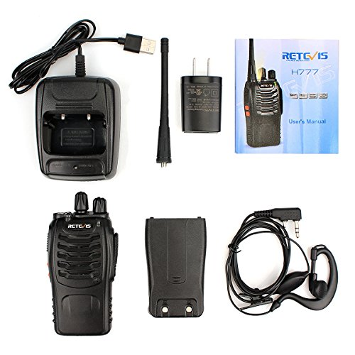 Best retevis h 777 two way radio uhf 400 470mhz signal for True frequency jewelry reviews