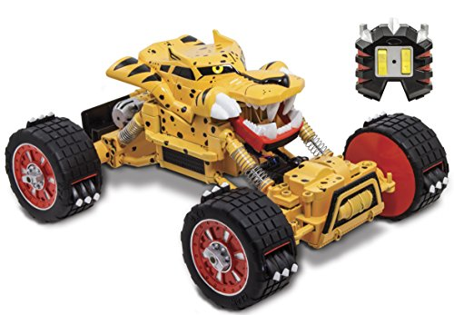 Cheetah Kids - Kid Galaxy RC Off Road Car. Claw Climber Tiger 4x4 Remote Control Vehicle, 2.4 GHz