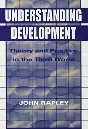 understanding development theory and practice in third world politics essay Governance as theory, practice, and dilemma  the world bank and the international monetary fund make loans conditional on 'good governance' climate change and avian flu appear as issues of 'global governance' the  transforming our understanding of society and politics many of these theo.