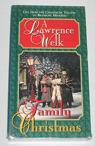 A Lawrence Welk Family Christmas - Shipping Tape Staples