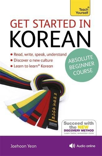 (Get Started in Korean with Audio CD: A Teach Yourself Program (Teach Yourself Language))