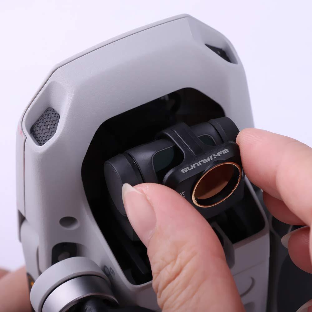 Taoric Lens Filter CPL Set NDPL Set Filter for DJI Mavic Mini