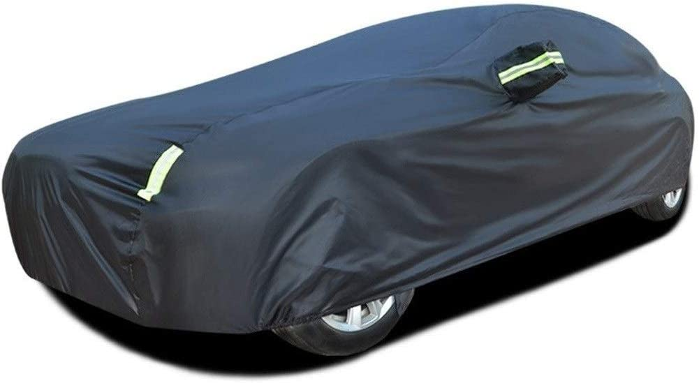 Car cover Car cover Compatible with BMW 8 Series M850i xDrive Coupe Outdoor Auto Cover Breathable Vehicle Cover Auto Guarding Automobiles Anti-UV Waterproof Full Car Cover Weather Defender Sunscreen H
