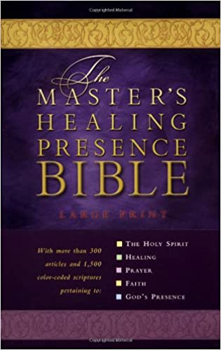 Téléchargement de texte ebook The Master's Healing Presence Bible