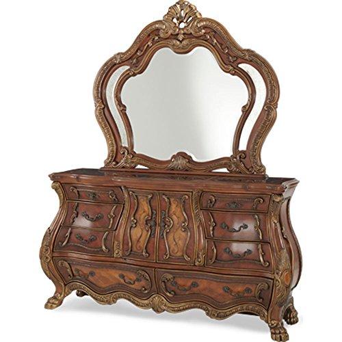 - Chateau Beauvais Dresser with Mirror - Aico 75050-39