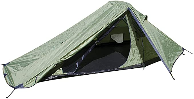 Yellowstone 2 Man Camping-Zelt Alpine 3 Saison Grün