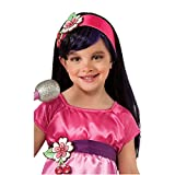 (US) Cherry Jam Wig Costume Accessory - One Size