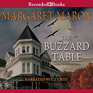 The Buzzard Table Audiobook